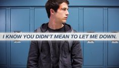 Clay Jensen (Dylan Minnette) - 13 Reasons Why 13 Reasons Why Quotes, 13 Reasons Why Netflix, Thirteen Reasons Why, Series Movies, Tv Series, 13 Reasons Why Aesthetic, Welcome To Your Tape, Netflix Originals, Film Serie