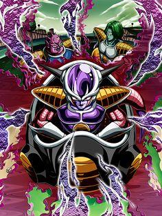 Dragon Ball Z, Anime, Spiderman, Superhero, Artwork, Fictional Characters, Freezer, Legends, Battle