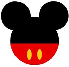Mickey Mouse Parties, Mickey Mouse Birthday, Minnie Mouse, Imprimibles Mickey Mouse, 1st Birthdays, Disney Art, Painted Rocks, Yuri, Birthday Parties