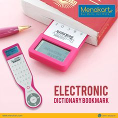 #Electronic #Dictionary #Bookmark that everyone needs to have. So now the answer you seek is right here at your fingertips, you can type in and read on.