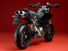 Ducati Hypermotard -- also kinda like this model