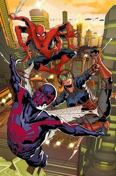 Spider-Man 2099 #6 (Spider-Verse)