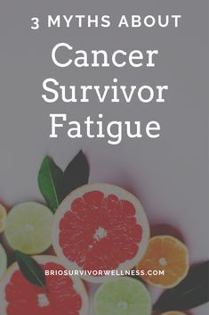 Cancer survivors can benefit from learning about three myths about fatigue after cancer. Brio Survivor Wellness teaches cancer survivors actions steps to conquer fatigue, heal body and mind, and achieve lasting wellness after cancer. What Is Ovarian Cyst, Ovarian Cyst Symptoms, World Cancer Day, Addiction Help, Giving Up Smoking, Cancer Awareness, Breast Cancer, Brio, Health Diet