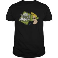cool Johnny Bravo OOHH Mama!  Check more at http://geektshirts.xyz/name-tshirts/johnny-bravo-oohh-mama-cheap