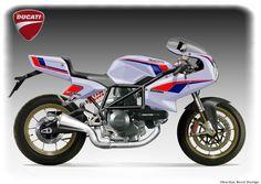 Ducati Pantah 696