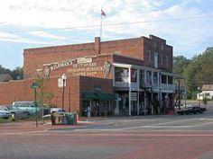 Downtown Kennesaw, GA ~ Wildman's Civil War Surplus - one of the most interesting ...