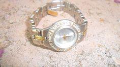 Ann Klein ii Diamond watch