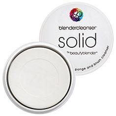 Sephora: beautyblender : Solid Sponge Cleanser : makeup-brush-cleaner