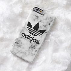 marble ADIDAS Case Iphone 7 7 PLUS 5/4/4S/5C Iphone by RiaSeasons
