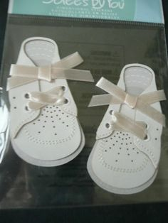 BABYS FIRST SHOES! First steps, walking for the first time, NEW BABY! Scrapbooking layout ideas!! Jolee's 3d dimensional stickers  by ExpressionsofFaith