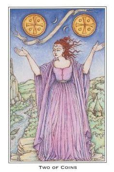 Nigel Jackson Tarot (aka Medieval Enchantment Tarot)