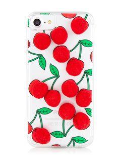 Cherry Pom Case | Skinnydip London