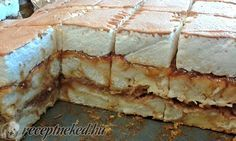 Érdekel a receptje? Kattints a képre! Hungarian Desserts, Hungarian Cake, Hungarian Recipes, Sweet Cookies, Food Photography, Bakery, Food And Drink, Cooking Recipes, Yummy Food
