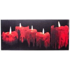 Lightup Candle Canvas Wall Art http://shop.crackerbarrel.com/Lightup-Candle-Canvas-Wall-Art/dp/B00DZR06DG