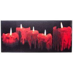 Lightup Candle Canvas Wall Art http://shop.crackerbarrel.com/Lightup-Candle-Canvas-Wall-Art/dp/B00DZR06DG