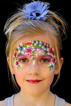 Flower girl - Recomendado por www.bessagemakeup.com
