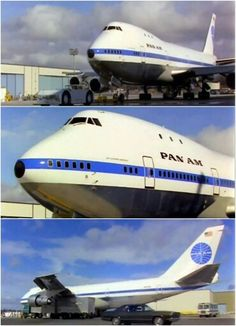 [Pan American World Airways] (Pan Am), [Boeing] 747 [collage] Voyage Usa, National Airlines, Jumbo Jet, Passenger Aircraft, Pan Am, Air Festival, Cargo Airlines, Aviation Industry, Commercial Aircraft