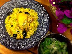 Arroz de frango e açafrão :: Pimenta na cozinha