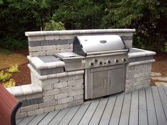 Outdoor Patio Designs With Grill