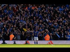 Leicester City Wins the Premier League Championship. Everyone Goes Nuts. - YouTube