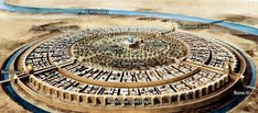 Οίκος της Σοφίας: Η φημισμένη βιβλιοθήκη της Βαγδάτης που κατέστρεψαν οι Μογγόλοι Damascus Gate, Mosque, Beach Mat, Outdoor Blanket, Mosques