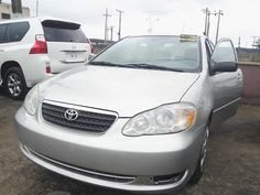 Toyota Corolla CE 2005 Model Available For Sale - Chives Connection Motors