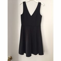 NWOT Forever21 Black Dress New without tags.   ✔️Shipped ASAP   ✔️Bundles ❌PayPal ❌Trades Forever 21 Dresses Mini