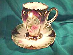 RS PRUSSIA TIFFANY CUP AND SAUCER. Click the image for more information.