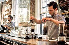 Revolver Coffee Shop | Gastown, Vancouver