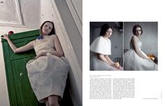 """#AsiaWysoczyńska featured in a book on designers of the future: """"ShapeShifters. Shaping Fashion's Silhouettes."""""""