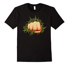 Amazon.com: W.E.Buy Apparel: Marijuana Fist Pump: Clothing