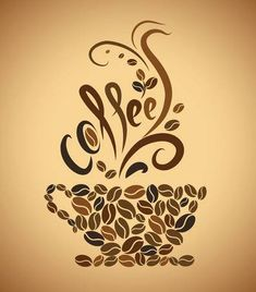Coffee Cups Stock Photos And Images coffee cups: coffee cup bean coffee Coffee Cup Images, Coffee Cup Photo, Coffee Cup Art, Coffee Barista, Coffee Logo, Coffee Latte, I Love Coffee, My Coffee, Coffee Beans
