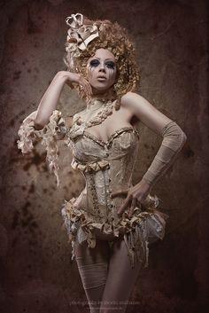 Victorian Doll by MoritzMaibaum.deviantart.com