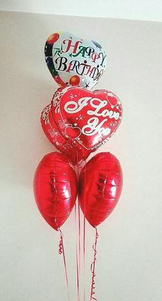 Sam valentino regali Palloncini balloons centro tavola compleanno amore festa Www.consegnapalloncini.it