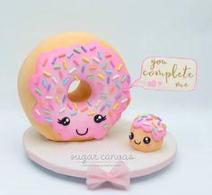 kawaii donut love <3 x