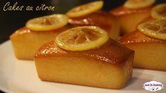 Recette de Cakes au Citron