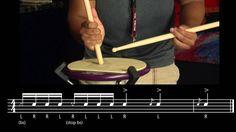 """Rudimental Ram: """"Lickety Split"""" by Emmanuel Deleon"""