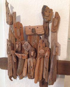 Schaut mal was wir an der Ostsee gesehen haben :) #wooden #family
