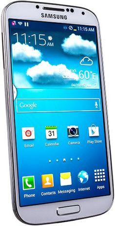 Samsung Galaxy S4 White:) my new phone thanks to my hubby!! love ya <3