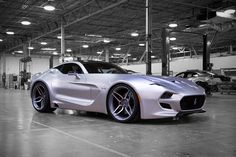 Designed in Los Angeles by Henrik Fisker and built in Detroit, the VLF Force 1 V10 is one of the most exciting American cars to come along in quite some time. Underneath its futuristic carbon fiber shell sits a massive...