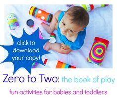 baby play activities sensory play