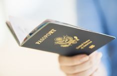Need a passport fast? Here's how to get a passport (or a renewal) in as few as 24 hours. Read on for everything you need to know about an emergency passport and expedited renewal. Expired Passport, Passport Travel, Renewing Your Passport, Passport Renewal, Getting A Passport, One Step, Birth Certificate, Bon Voyage, Cards