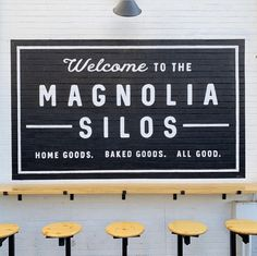 Girls Day Out Ideas, Girl Day, Days Out, Magnolia, Home Goods, Lettering, Decor, Decoration, Magnolias
