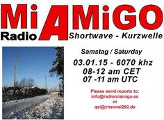 For all friends of independent Radio: Now our new transmitter finally seems to work with an output of more than 10 kW, and we got a lot of good reports for indoor reception with portable radios and...