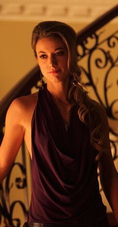 Zoie Palmer, you are a goddess!