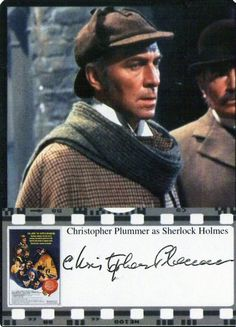 Christopher Plummer from Murder by Decree