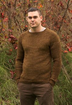 flax pullover- free pattern from baby size to 4xl size