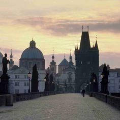 Prague, my 'motherland'