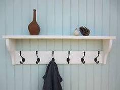 Perfekt Shelves White Natural Store   Buscar Con Google · Coat Hooks ...
