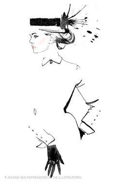 Die Illustratoren - Portfolio - Jessine Hein